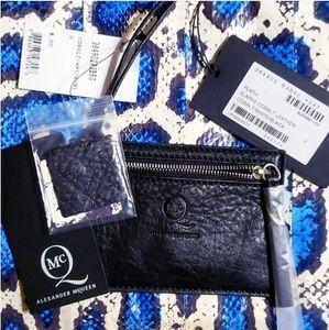 Alexander McQueen Bags - ALEXANDER MCQUEEN |⭐HP⭐ RARE Blue Python Plath Bag